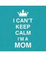 I Cant Keep Calm Im a Mom Apple iPod Skin