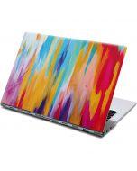 Multicolor Brush Stroke Yoga 910 2-in-1 14in Touch-Screen Skin