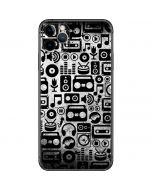 Music Pattern iPhone 11 Pro Max Skin