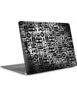 Music Pattern Apple MacBook Air Skin