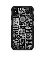 Music Pattern Otterbox Commuter iPhone Skin