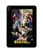 My Hero Academia Battle Apple iPad Pro Skin
