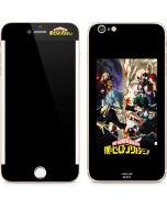 My Hero Academia Battle iPhone 6/6s Plus Skin