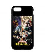 My Hero Academia Battle iPhone 8 Pro Case