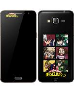 My Hero Academia Group Galaxy Grand Prime Skin