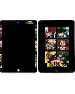 My Hero Academia Group Apple iPad Skin