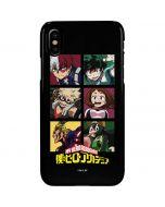 My Hero Academia Group iPhone XS Lite Case