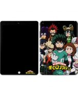 My Hero Academia Apple iPad Skin