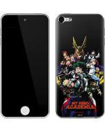 My Hero Academia Main Poster Apple iPod Skin