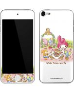 My Melody Tea Party Apple iPod Skin
