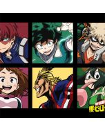My Hero Academia Group Xbox One Console and Controller Bundle Skin