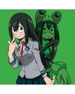 Tsuyu Frog Girl Xbox One X Console Skin