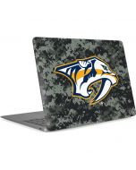 Nashville Predators Camo Apple MacBook Air Skin