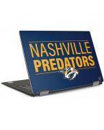 Nashville Predators Lineup Dell XPS Skin