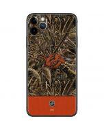 Nashville Predators Realtree Max-5 Camo iPhone 11 Pro Max Skin