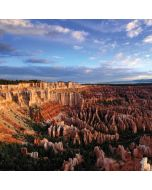 Clouds over Bryce Canyons Amphitheater Dell XPS Skin