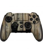 Natural Weathered Wood PlayStation Scuf Vantage 2 Controller Skin