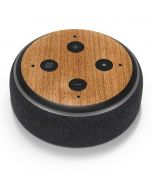 Natural Wood Amazon Echo Dot Skin
