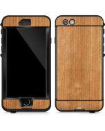 Natural Wood LifeProof Nuud iPhone Skin