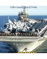 US Navy USS Constellation PlayStation Classic Bundle Skin