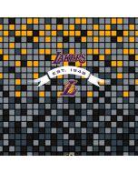 LA Lakers Digi iPhone X Waterproof Case