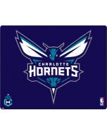 Charlotte Hornets Distressed-Purple Yoga 910 2-in-1 14in Touch-Screen Skin