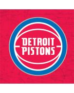 Detroit Pistons Distressed Amazon Echo Skin