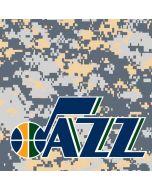 Utah Jazz Grey Digi Camo Dell XPS Skin