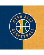 Utah Jazz Split Canvas Dell XPS Skin