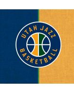 Utah Jazz Split Canvas Yoga 910 2-in-1 14in Touch-Screen Skin