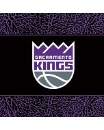 Sacramento Kings Purple Elephant Print Apple iPad Skin