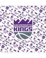Sacramento Kings History Logo Blast Apple iPad Skin