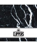 LA Clippers Marble Apple iPad Skin