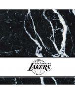 Los Angeles Lakers Marble Apple iPad Skin
