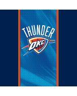 Oklahoma City Thunder Blue Jersey Xbox One Console Skin