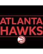 Atlanta Hawks Standard - Black HP Envy Skin