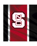 NC State Flag Dell XPS Skin