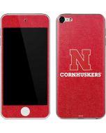 Nebraska Cornhuskers Apple iPod Skin