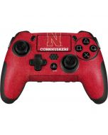 Nebraska Cornhuskers PlayStation Scuf Vantage 2 Controller Skin