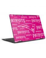 New England Patriots - Blast Pink HP Envy Skin