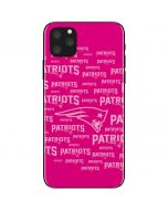 New England Patriots - Blast Pink iPhone 11 Pro Max Skin