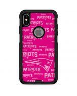 New England Patriots - Blast Pink Otterbox Commuter iPhone Skin