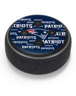 New England Patriots Blast Amazon Echo Dot Skin