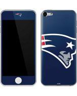 New England Patriots Large Logo Apple iPod Skin