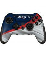 New England Patriots PlayStation Scuf Vantage 2 Controller Skin