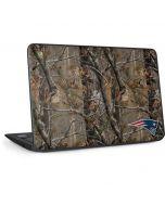 New England Patriots Realtree AP Camo HP Chromebook Skin