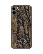 New England Patriots Realtree AP Camo iPhone 11 Pro Max Skin
