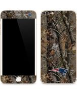 New England Patriots Realtree AP Camo iPhone 6/6s Plus Skin