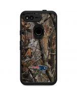 New England Patriots Realtree AP Camo LifeProof Fre Google Skin