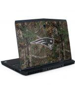 New England Patriots Realtree Xtra Green Camo Dell Alienware Skin